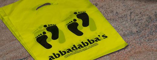 Super Gloss Plastic Shopping Bags, Printed/Plain, Many Colors ...