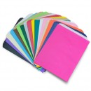 Colors Available For Merchandise Paper Shopping Bags