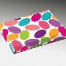 Gift Card Folder Box Candy Confetti