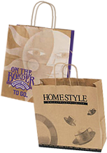 Paper Shopping Custom Paper Bags