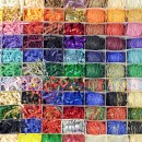 Spring Fill Basket Grass Packaging Colors
