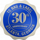 Bag and Label Atlanta Company Celebrating our 30th Year!